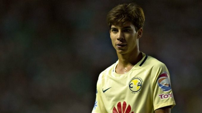 wholesale dealer e8c41 9ee91 Liverpool Considering January Move For Mexican Wonderkid ...